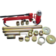 American Forge & Foundry 819SD - 20 Ton Hydraulic Body & Frame Repair Kit
