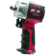 "Aircat Pneumatic 1058-VXL - 1/2"" Dr. Compact Impact Wrench"