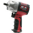 "Aircat Pneumatic 1178-VXL - 1/2"" Dr. Vibrotherm Composite Impact Wrench"