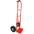 American Power Pull 3489 - 800 lb Capacity Cart-N-Box Duty Hand Truck with Heavy Gauge Steel Tubing