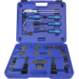Astro Pneumatic 78619 - 18pc Brake Caliper Wind Back Tool Set & 8pc Professional Brake Tool Set