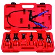 Astro Pneumatic 9406 - 7pc Hose Clamp Plier Assortment