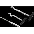 Astro Pneumatic 9519 - 3pc Seal & O-Ring Puller Set