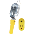 BAYCO SL204 - Replacement Incandescent Work Light Head w/ Metal Guard