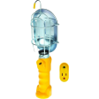 BAYCO SL426A - Incandescent Work Light with Metal Guard & Single Outlet