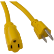 BAYCO SL725 - 25' Extension Cord with Single Outlet