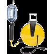 BAYCO SL851 - Incandescent Work Light w/Metal Guard on 50ft Metal Reel