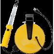 BAYCO SL866 - 1,200 Lumen LED Work Light w/Magnetic Hook on Retractable Reel