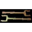CTA 4017 - Axle Popper Kit 2 Pc.