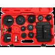 CTA 7300 - 11 Pc. Brake Bleeder Master Cylinder Adapter Kit