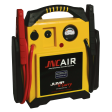 1700 Amp Booster Pack with Air Compressor