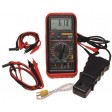 Electronic Specialties 585K - Deluxe Automotive Meter w/ RPM & Temperature