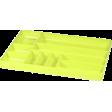 ERNST 5017HV - Ten Compartment Organizer Tray - HIVIZ