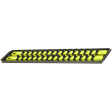 "ERNST 8462HV - 3/8"" Universal Twist-Lock Socket Set Organizer Tray w/ 2 Socket Rails"