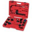 FJC 43658 - Radiator / Cooling System & Radiator Cap Pressure Test Kit