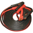 25' Commercial Booster Cables