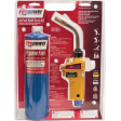 Firepower 0387-0464 - AirFuel Hand Torch Kit with Disposable 1-Pound Propane Tank
