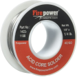 "Victor Technologies 1423-1108 - Acid Flux Core 40/60 Solder - 1/8"" x 1/4 lb"