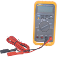 Digital Multimeter with Thermometer