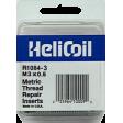 Thread Repair Kit - 3M X 0.5 Inserts