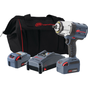 Impact Wrench 1/2IN IQV20 High Torque - 2-Bat Kit
