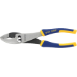 """8"""" Round Nose Slip Joint Pliers"""