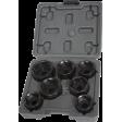Lisle 13270 - 7pc Low Profile Filter Socket Set