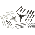 Lisle 54810 - Harmonic Balancer Puller Set