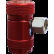 Mastercool 83834 - Red High Side R1234YF Coupler