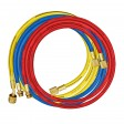 "72"" Yellow R-134a Hose"