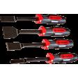 Mayhew 14082 - 4pc Dominator Straight Scraper Set