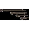 Mayhew 32025 - 4pc Pneumatic Hammer Set
