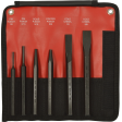 6pc Punch & Chisel Set