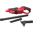 Milwaukee 0850-20 - M12 FUEL 12V Cordless Compact Vacuum - TOOL ONLY
