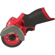 """Milwaukee 2522-20 - M12 FUEL 3"""" Compact Cut Off Tool - TOOL ONLY"""