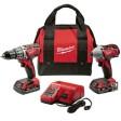Milwaukee 2691-22 - M18 2-Tool Cordless Combo Kit - Drill & Driver