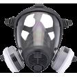 SAS 7750-61 - Opti-Fit Fullface APR Respirator, Large