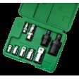 SK Hand Tool 4010 - 9pc Universal & Adapter Set