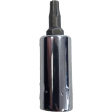 "T30 TORX® Plus Bit Socket - 1/4"" Drive"