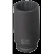 """36mm - 1/2"""" Dr 12PT Deep Spindle Nut Impact Socket"""