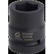"30mm Impact Socket - 1"" Drive"