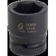 "36mm Impact Socket - 1"" Drive"