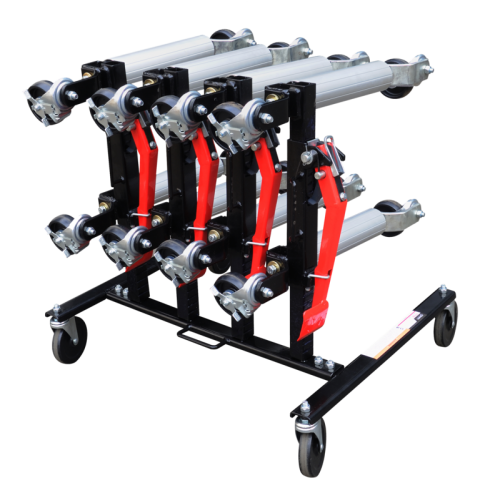 Wheel Dolly : RACK FOR 7708 WHEEL DOLLIES (HOLDS 4)