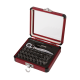 Sunex 9726 - 38pc Mini Ratchet & Bit Set