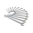 14pc SAE V-Groove Combination Wrench Set