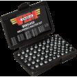 "Vim Tools VIS450 - 50pc 1/4"" Dr. Mechanic's Master Set"