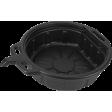 Wilmar W4071 - 4.5 Gallon Plastic Oil Drain Pan