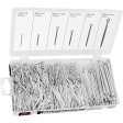 Wilmar W5204 - 1,000PC Cotter Pin Assortment