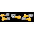 Wilmar W5231 - 26-Piece Key Type Hose Clamp