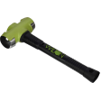 Wilton W20816 - 8-pound HEAD, 16 B.A.S.H Sledge Hammer with Safety Plate